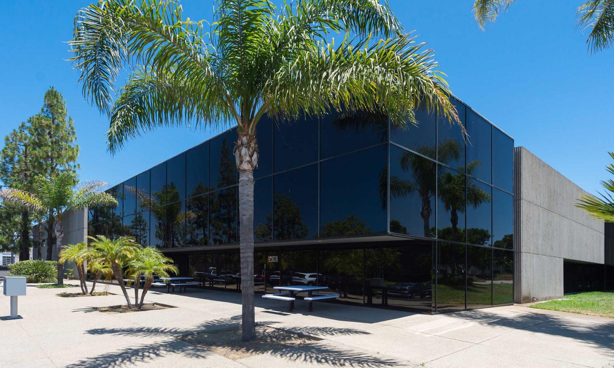 Newport Blue Headquarters